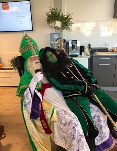 Veeam Sinterklaas bij it2grow