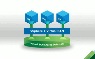 Veeam omarmt vSAN van VMware